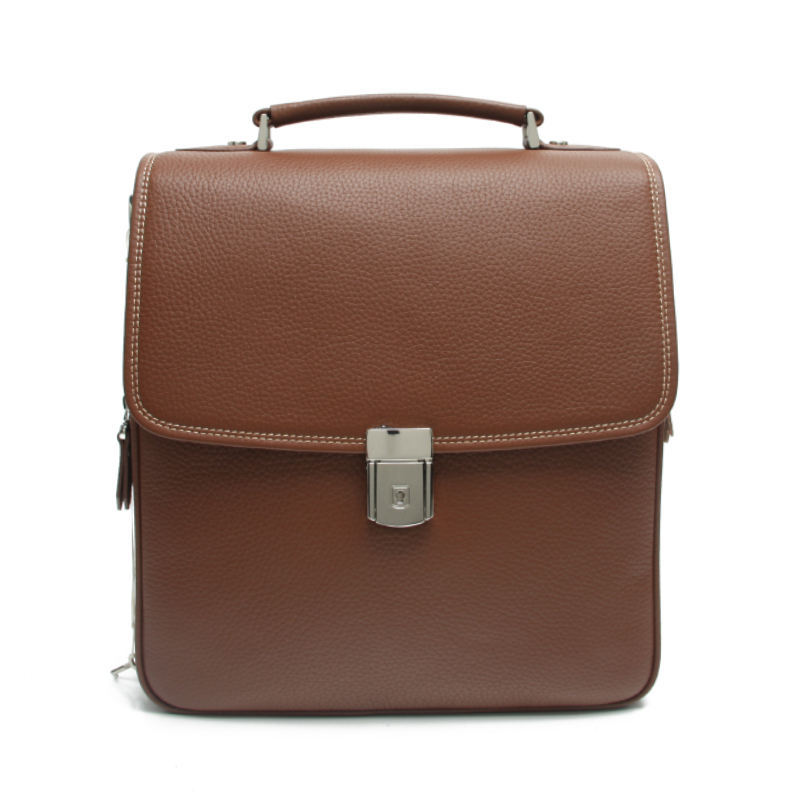 leather tote bag for men