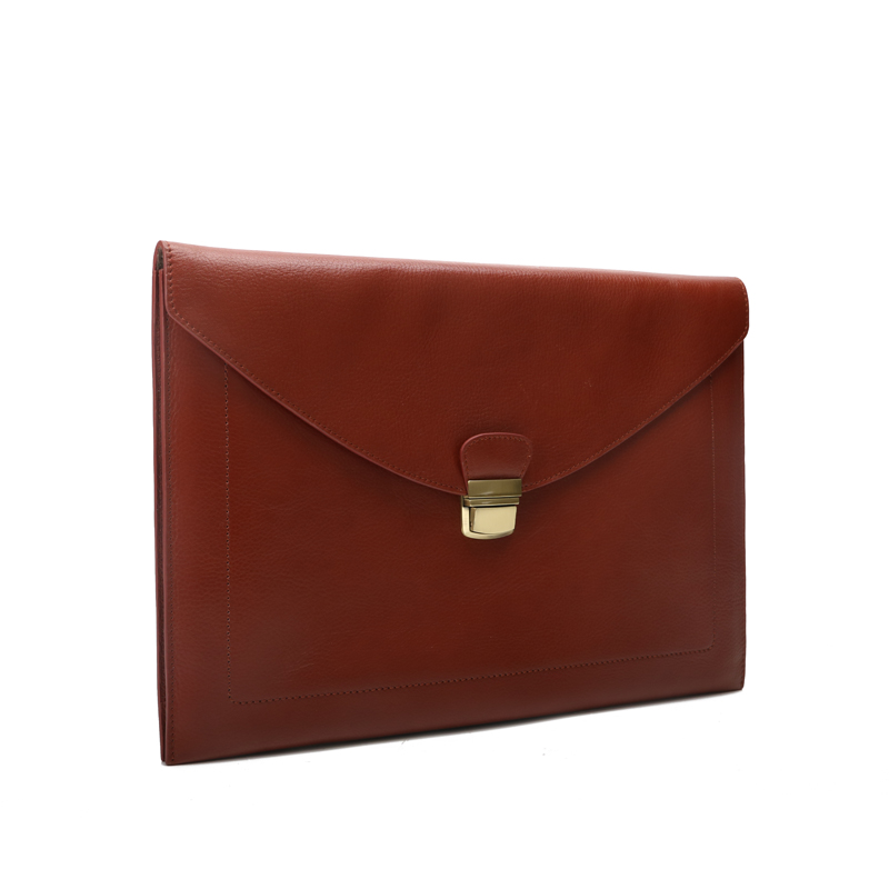 leather clutch bag for men